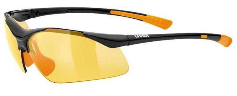 Športové okuliare Uvex Sportstyle 223, black orange (2212)