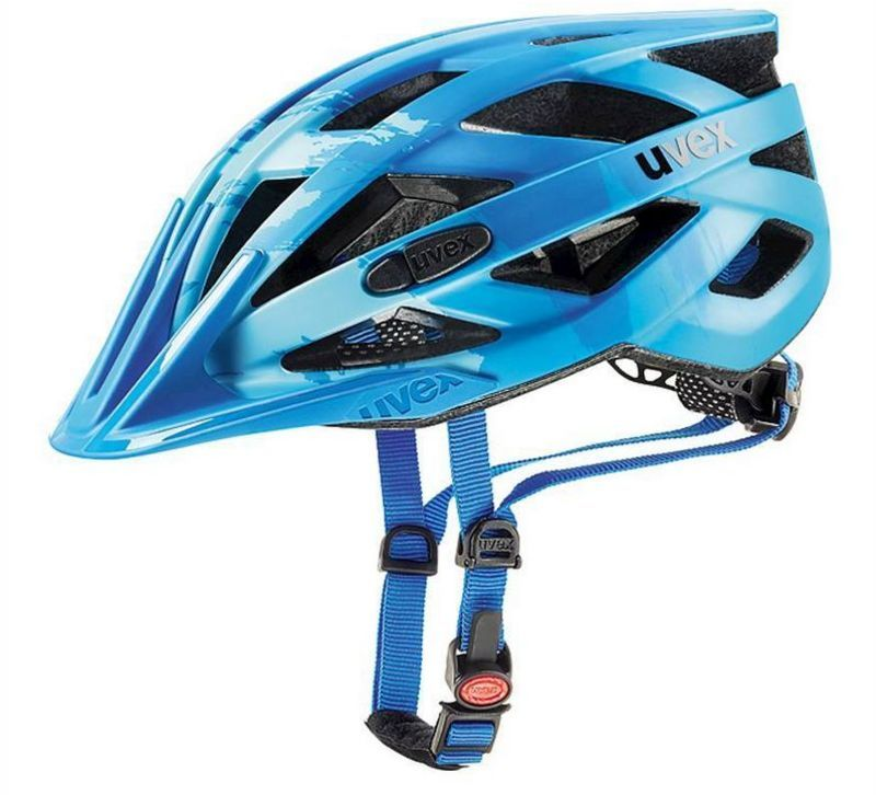Helma Uvex City I-Vo CC, lightblue-blue
