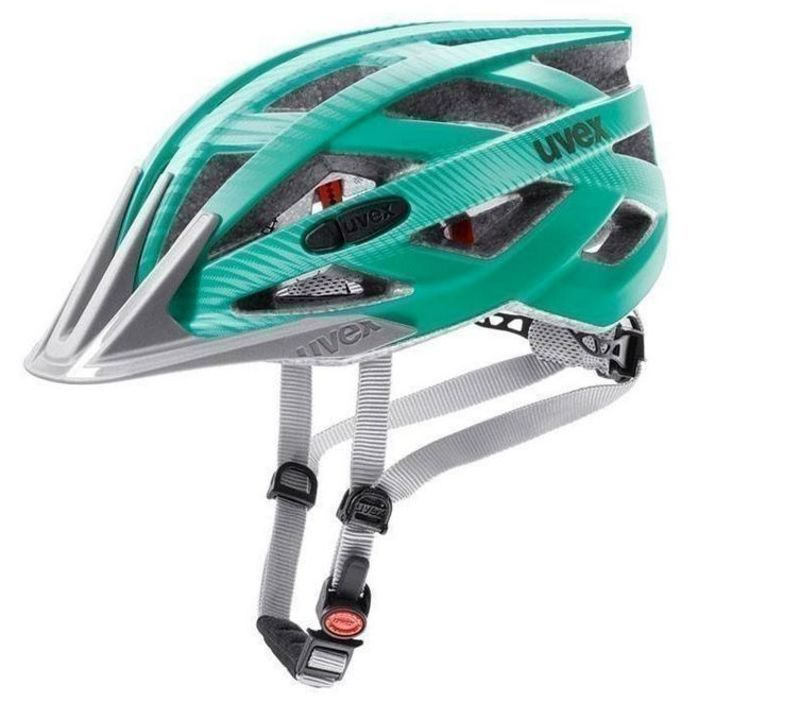 Helma Uvex City I-Vo CC, green-teal mat