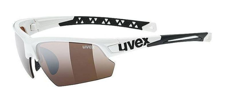 Športové okuliare Uvex Sportstyle 802 Small Vario, white (8891)