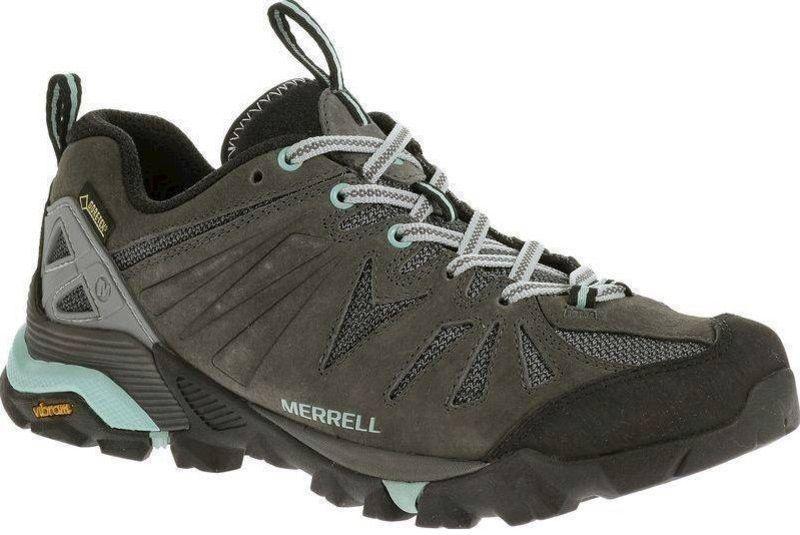 2e7ff92da81c Topánky Merrell Capra GORE-TEX granite J32446