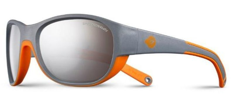 Slnečný okuliare Julbo Luky Spectron 4 Baby, grey orange