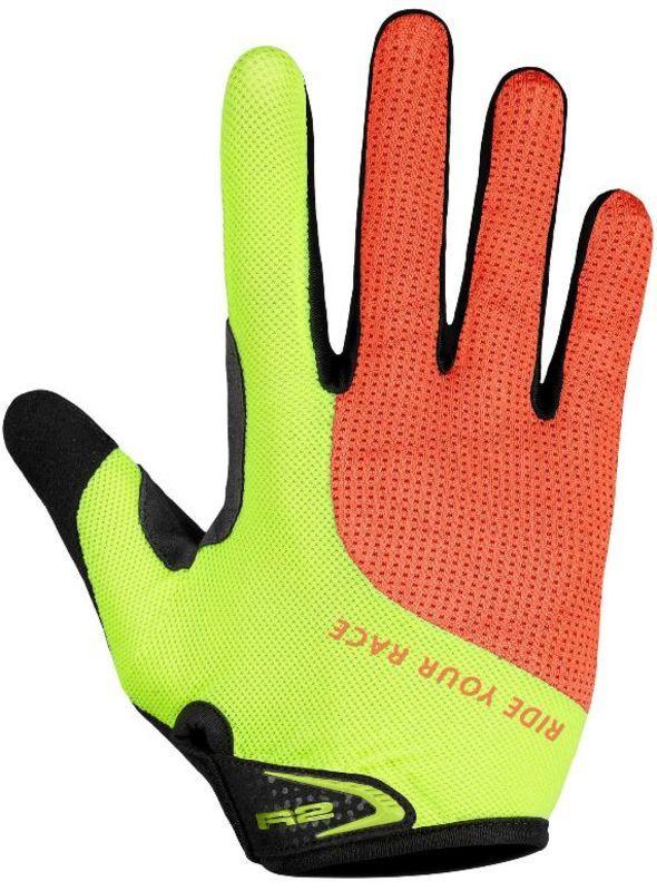 Cyklistické rukavice R2 Pros ATR07F L