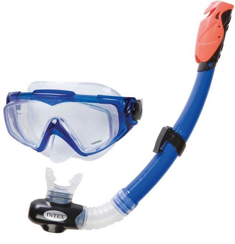 Potápačská sada Intex Silicon AQUA PRO