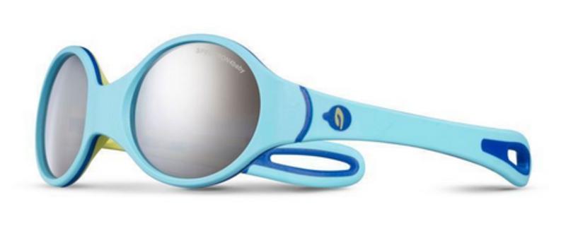 Slnečný okuliare Julbo LOOP SP4 Baby bleu / bleu ciel / jaune