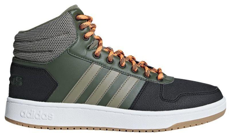 Topánky adidas Hoops 2.0 MID B44614 8 UK