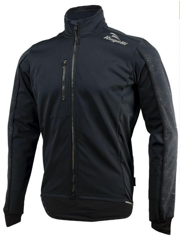 Pánska softshellová bunda Rogelli RENON 3.0., 003.038. čierna