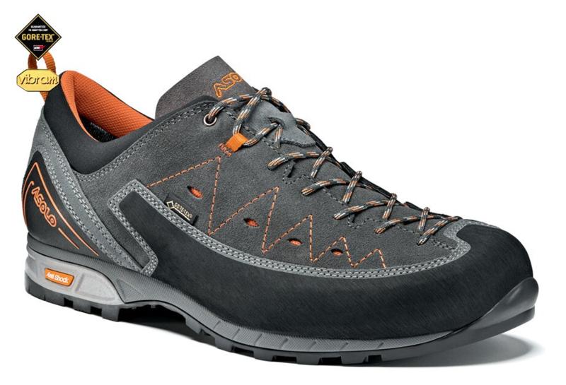 Topánky ASOLO Apex MM grey/graphite/A610