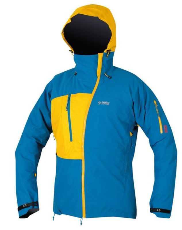 Bunda Direct Alpine DEVIL ALPINE blue / gold L
