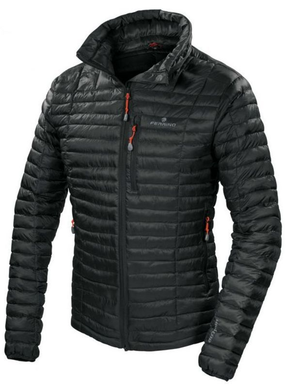 95d45455c6 Pánska bunda Ferrino Saguaro black L