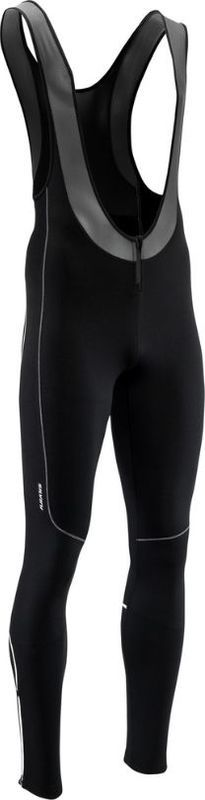 e7ea9928fe3d Pánske elastické zimný nohavice Silvini RUBENZA MP1317 black L