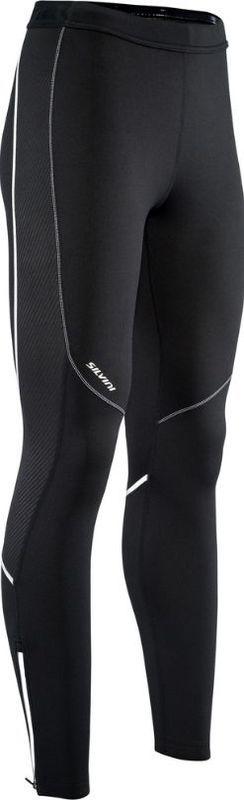 Dámske elastické zateplené nohavice Silvini RUBENZA WP1315 black