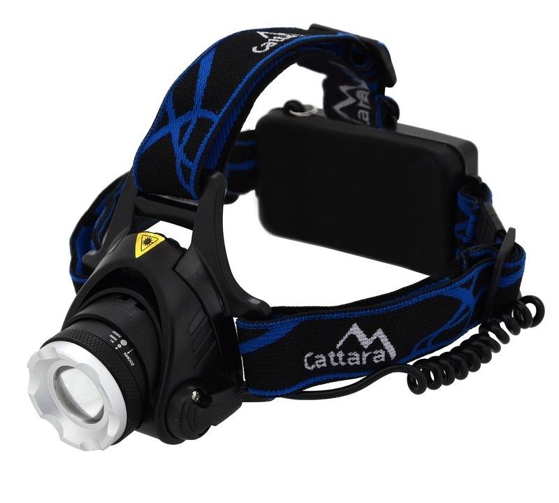 čelovka Compass LED 570 lm ZOOM