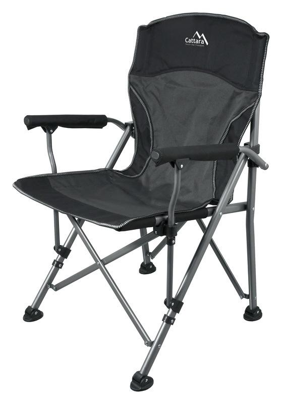stolička kempingový skladacia Cattara MERIT XXL 95cm