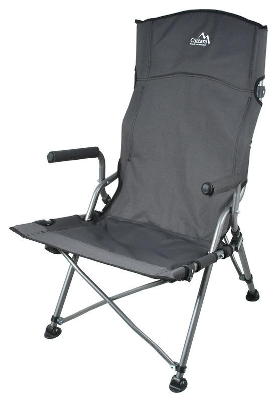 stolička kempingový skladacia Cattara MERIT XXL 111 cm