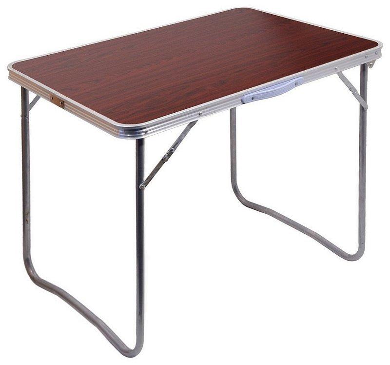 Stôl kempingový skladacia Cattara BALATON hnedý