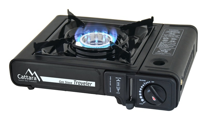 Plynový varič Cattara Traveler