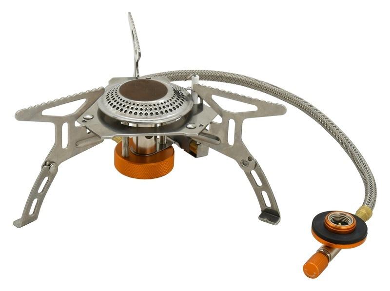 Plynový kempingový varič Cattara Spider