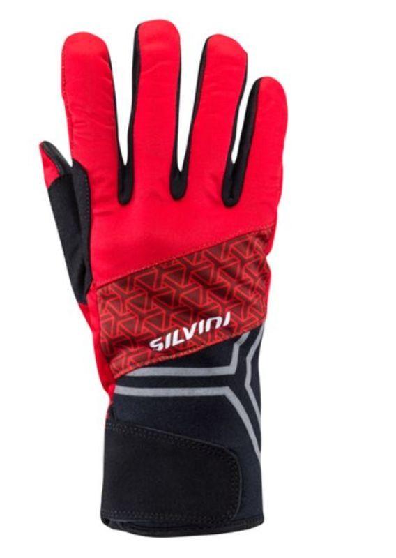 Zimné rukavice Silvini Arno UA1307 red M