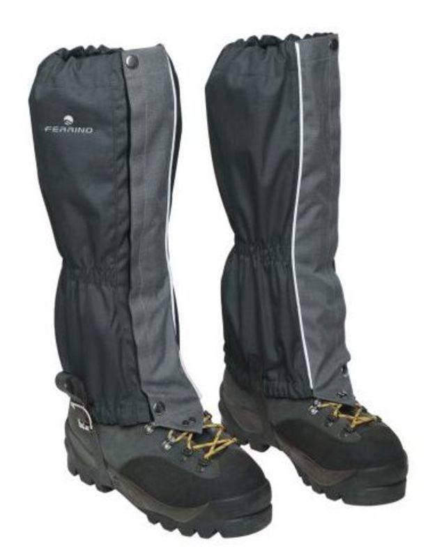 Návleky Ferrino Zermatt black 77310WWN