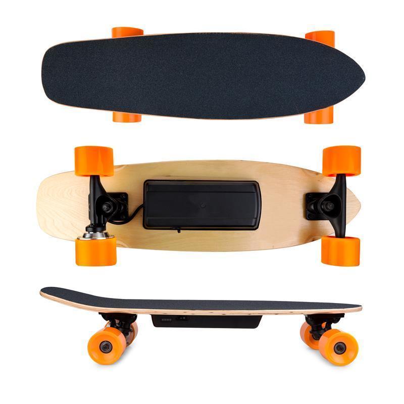 Elektrický skateboard Spokey RUSH ABEC 7