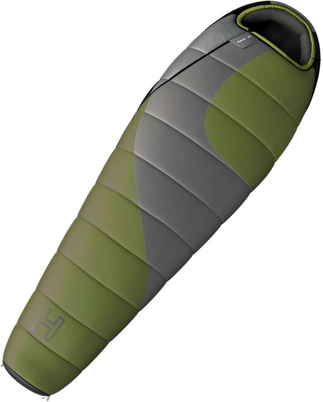Spacák Husky Comfort Aurus -18°C zelená