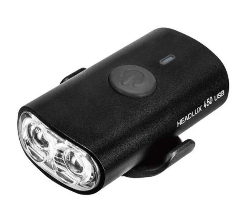 Svetlo Topeak na prilbu HEADLUX USB 450