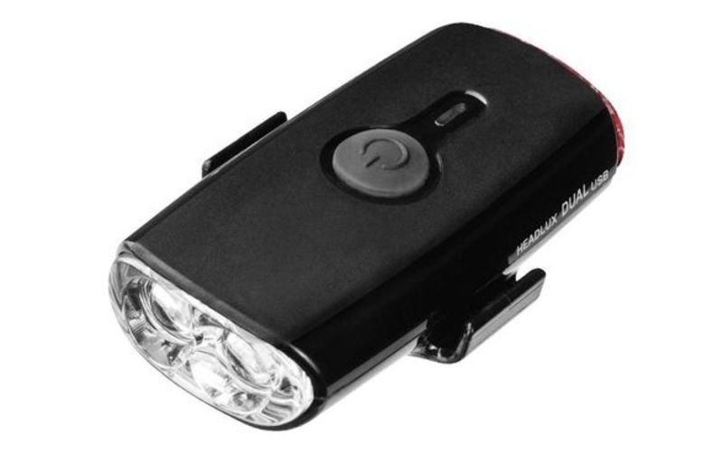 Svetlo Topeak na prilbu HEADLUX DUAL USB 140/10
