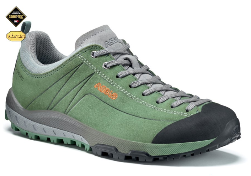 Topánky Asolo Space GV ML hedge green/A853