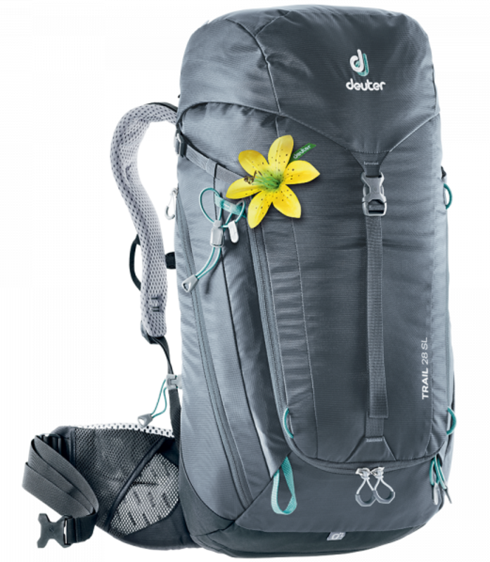 Batoh Deuter Trail 28 SL graphite-black