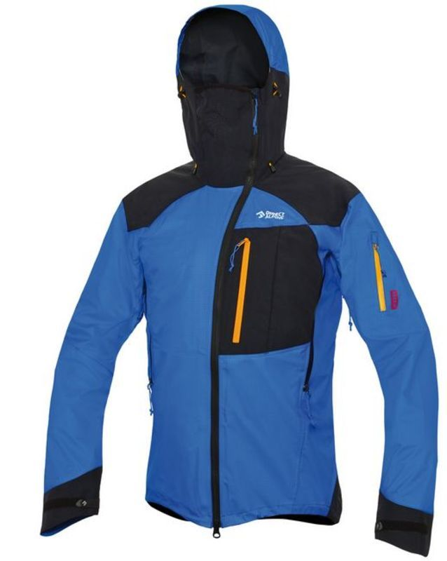 Bunda Direct Alpine Guide 5.0 blue / anthracite / gold M