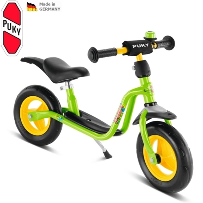 Odrážadlo PUKY Learner Bike Medium LR M Plus zelená 4073
