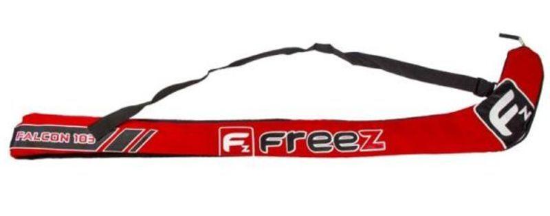 Florbalová taška FREEZ STICKBAG FALCON 103 black / red