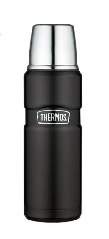 Termoska na nápoje Thermos Style čierna 170012