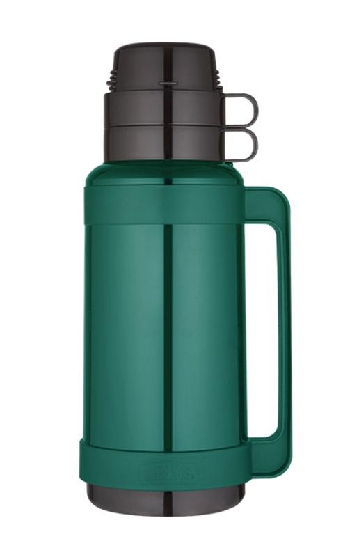 Sklenená termoska Thermos Traditional zelená 194524