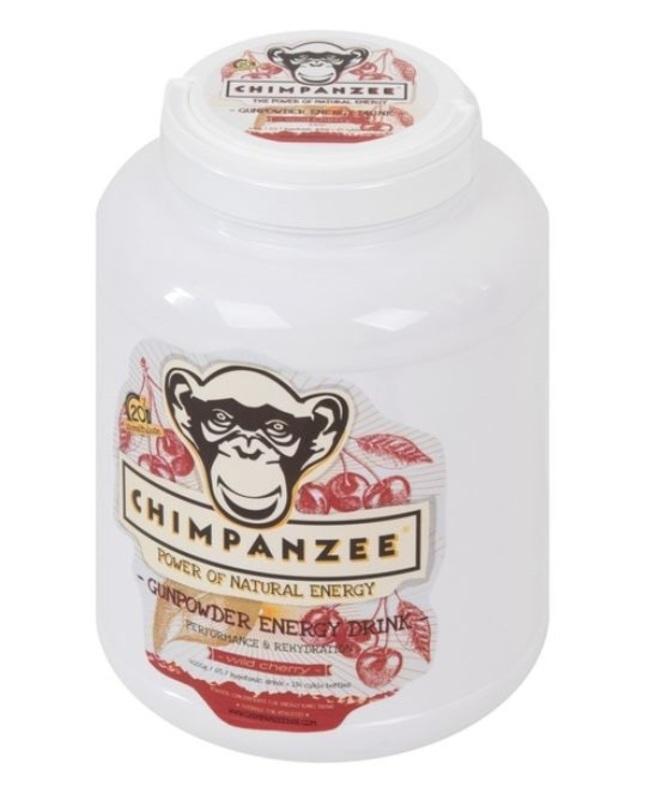 CHIMPANZEE Gunpowder ENERGY drink Wild Cherry 4kg