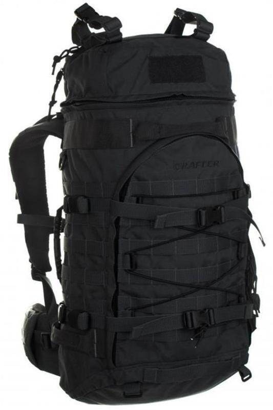Batoh Wisport® Crafter 55 - čierny