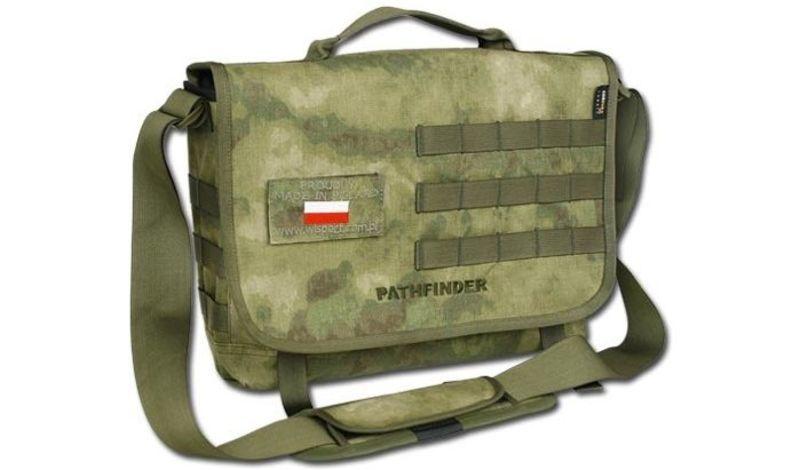 Taška na rameno Wisport® Pathfinder - A-TACS FG