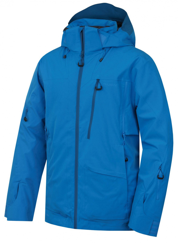 Pánska lyžiarska bunda Husky MONTRE M modrá M