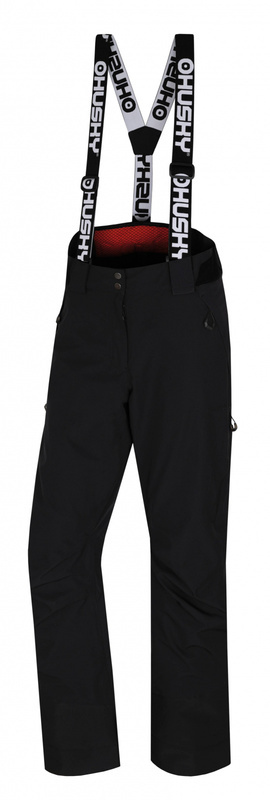 Dámske lyžiarske nohavice Husky Mital L čierna