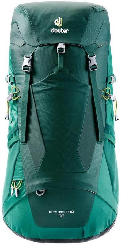 Batoh Deuter Futura PRO 36 forest-alpinegreen