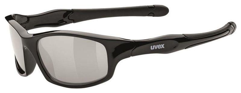 Detské športové okuliare Uvex Sportstyle 507 black (2216)