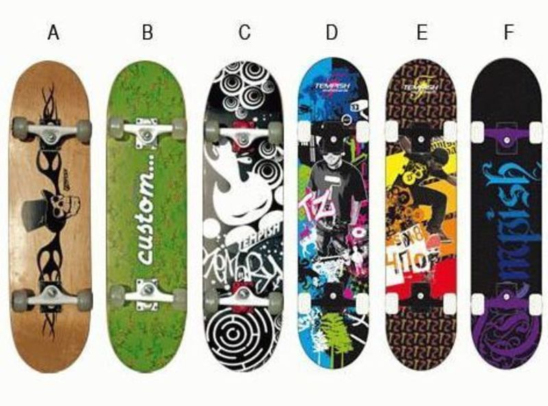 Skateboard Tempish Selection