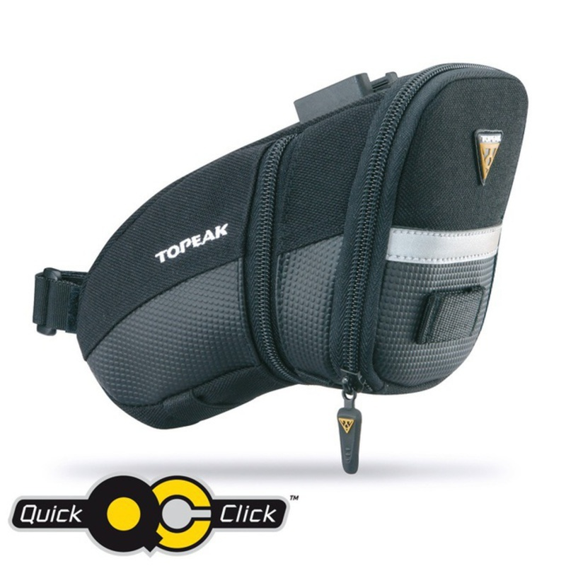 Brašňa Topeak Aero Wedge Pack Medium s Quick Click TC2252B