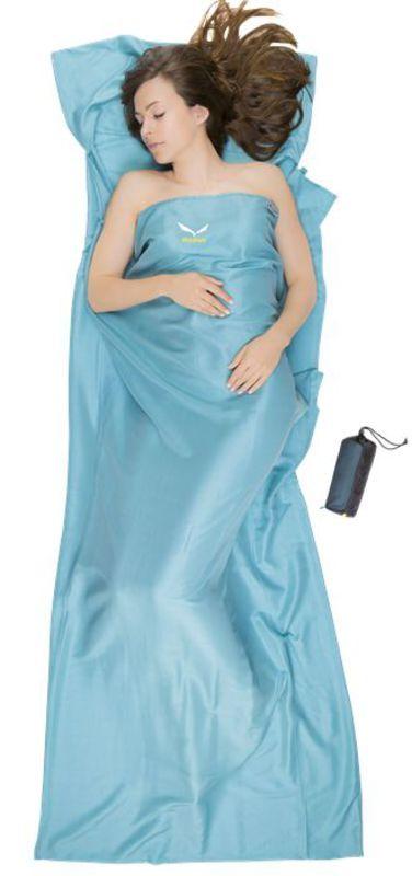 Obliečky Salewa Tencel Liner Silverized 3508-8470
