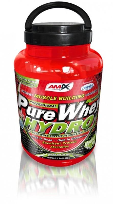 Amix PureWhey Hydro 1000g - Jablko-Škorica