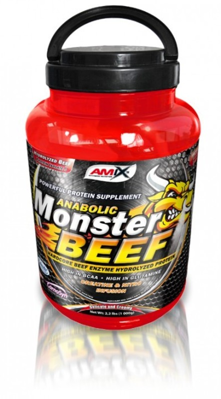 Amix Monster Beef - čokoláda
