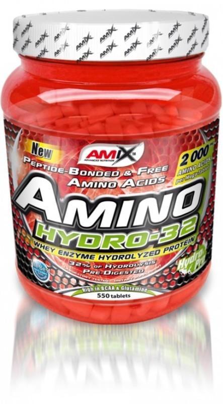 Amix Amino Hydro 32 - 550tablet