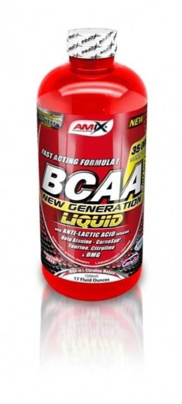 Amix BCAA New Generation liquid - 1000ml