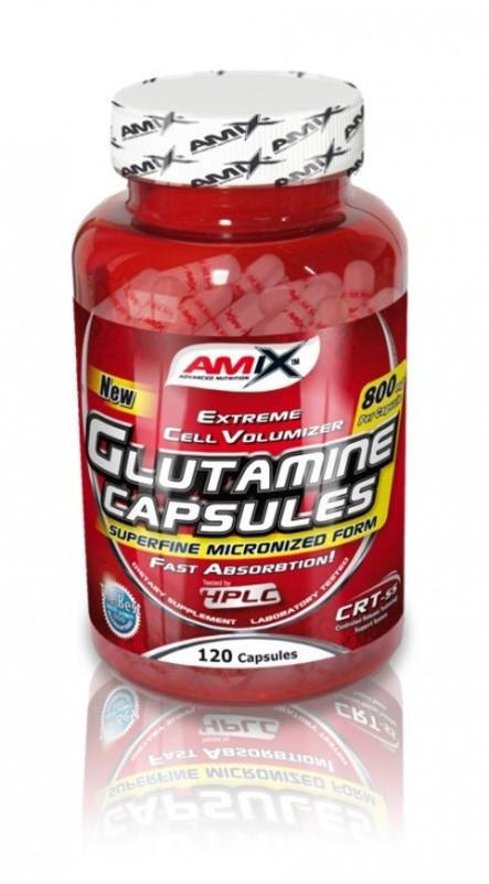 Amix L-Glutamine - 360kapslí